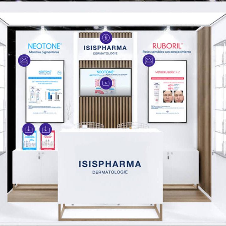 Stand Isis Pharma